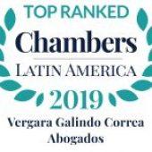 Top Ranked Chambers Latin America 2019