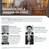 """Seminario: """"Desafíos de la Minería en Chile"""""""