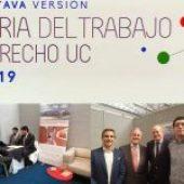 VGC Abogados participó en la Octava versión de la Feria del Trabajo Derecho UC