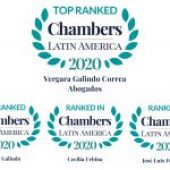Chambers and Partners Latinoamérica 2020