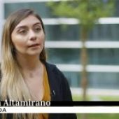 Participación de Alexia Altamirano en Informe Especial